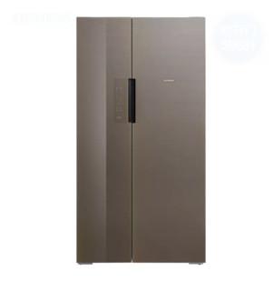 SIEMENS 西门子 KA92NS91TI 对开门冰箱 598升