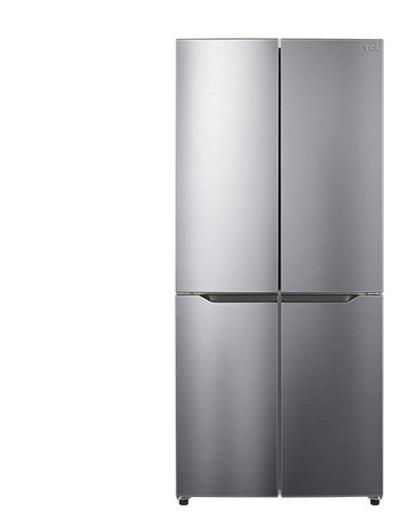 TCL BCD-408WZ50 十字对开门冰箱 408L