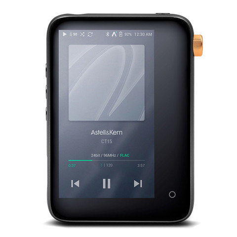 Iriver 艾利和 CT15 AI智能语音 MP3播放机 16GB