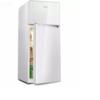 奥马(Homa) 125升 双门小冰箱 家用小型电冰箱 租房冷藏冷冻双开门 省电 环保内胆 白色 BCD-125H