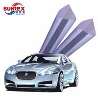 SUNREX 賽雷斯 炫彩紫光 汽車全車貼膜