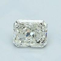 Blue Nile 0.81克拉雷迪恩明亮式钻石(非常好切工、K级成色、SI2净度)