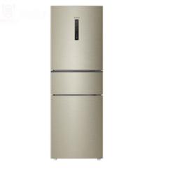Haier 海尔 BCD-252WXPS 定频风冷三门冰箱 252L 炫金拉丝