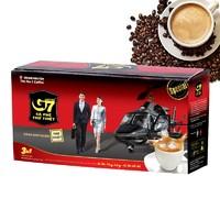 G7 COFFEE 中原咖啡 速溶咖啡 21条 336g *7件