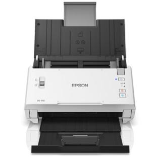 EPSON 爱普生 DS-410 A4馈纸式高速彩色文档扫描仪