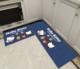 VAKADA 厨房地垫 A套装(40*60+40*120cm两片装) 13.9元包邮(2人拼,需用券)