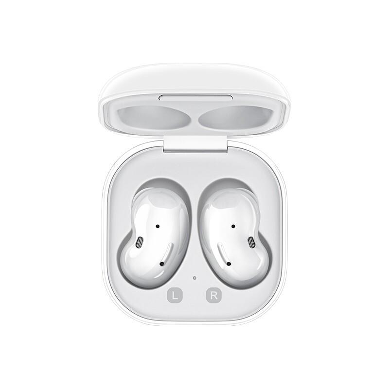 SAMSUNG 三星 Galaxy Buds Live 入耳式真无线蓝牙耳机 初露白