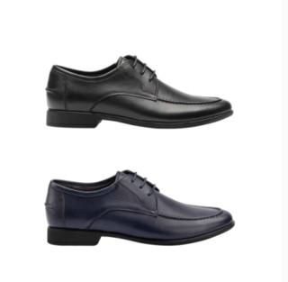 七面 MS701S01 男士休闲皮鞋