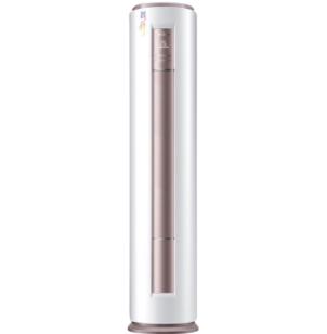 美的(Midea) 新一级 智行 智能家电 变频冷暖 3匹客厅圆柱空调立式柜机KFR-72LW/BP3DN8Y-YH200(1)