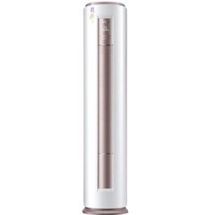 Midea 美的 美的(Midea) 新一级 智行 智能家电 变频冷暖 3匹客厅圆柱空调立式柜机KFR-72LW/BP3DN8Y-YH200(1)