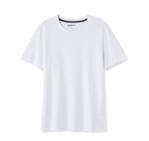 Baleno 班尼路 88902284 时尚圆领T恤