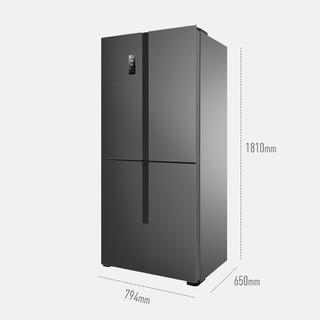 Ronshen 容声 BCD-429WRK1FP 十字对开门冰箱