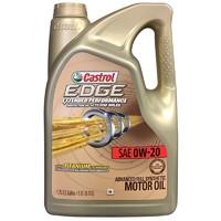 Castrol 嘉实多 极护EP 0W-20 SN级 全合成机油 5QT
