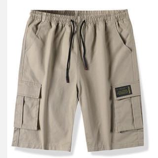 La Chapelle 拉夏贝尔 男士工装短裤