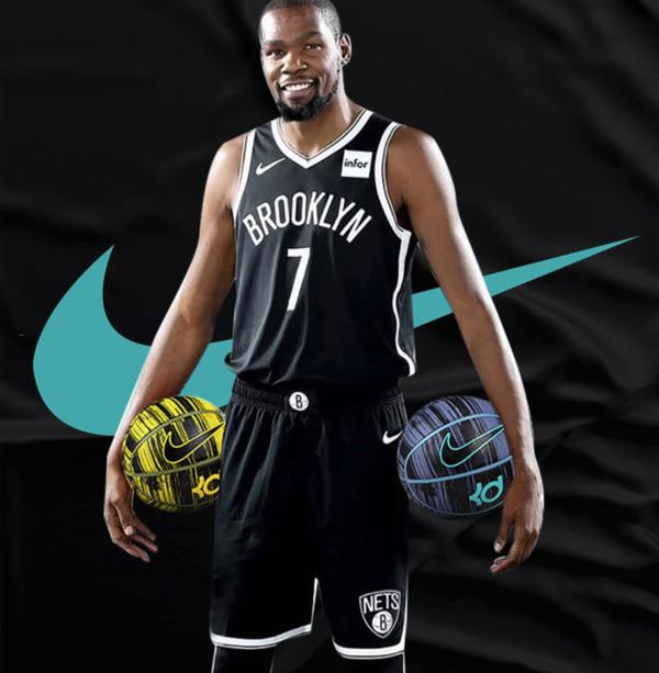 耐克 杜兰特联名款篮球