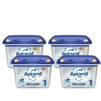 Aptamil 爱他美 Profutura 铂金版 婴儿奶粉 1段 800g 4罐