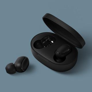 Redmi 红米 TWSEJ05LS 入耳式真无线蓝牙耳机 黑色