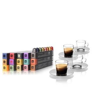 NESPRESSO 奈斯派索 意式浓缩咖啡胶囊 150颗