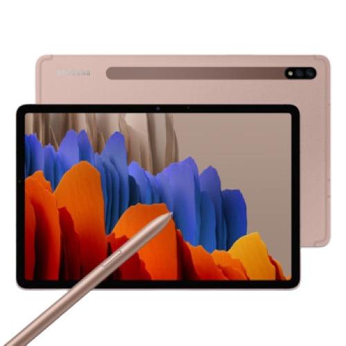 SAMSUNG 三星 Galaxy Tab S7 11英寸 平板电脑 6GB+128GB WLAN