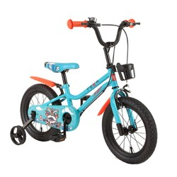 Huizhi 荟智 国风国潮系列儿童自行车 12寸