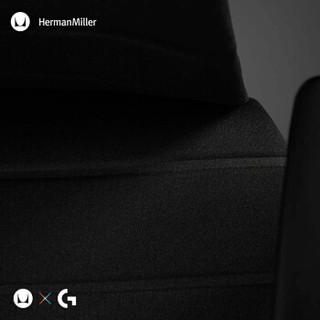 Herman Miller 赫曼米勒 Herman Miller x Logitech G Embody电竞椅 黑色