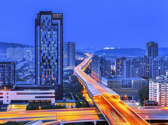 周末/节假日不涨价!武汉光谷凯悦酒店 凯悦客房2晚(含早餐+可拆分)