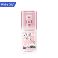 White Glo 惠宝 玫瑰口气清新剂喷雾 20ml *3件