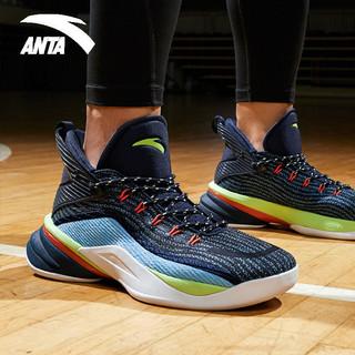 百亿补贴 : ANTA 安踏 112011608 UFO天体2代 男子篮球鞋
