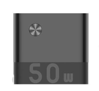 ZMI 紫米 APB03 充电器充电宝二合一 50W 6700mAh + Type-C数据线套装 *2件