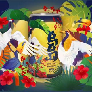 高大师(Master Gao)南京黑拉格+鸟岛新中国IPA国产精酿啤酒330ml整箱