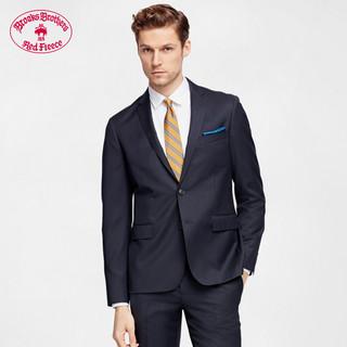 Brooks Brothers/布克兄弟男子羊毛西装外套单西夹克