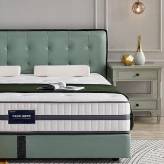 全友家居 天然乳胶床垫 105199 整网弹簧+天然乳胶床垫(1.8*2m)