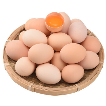 我老家 散养土鸡蛋 40枚