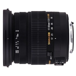 SIGMA 适马 17-50 F/2.8 EX DC OS HSM 标准变焦镜头