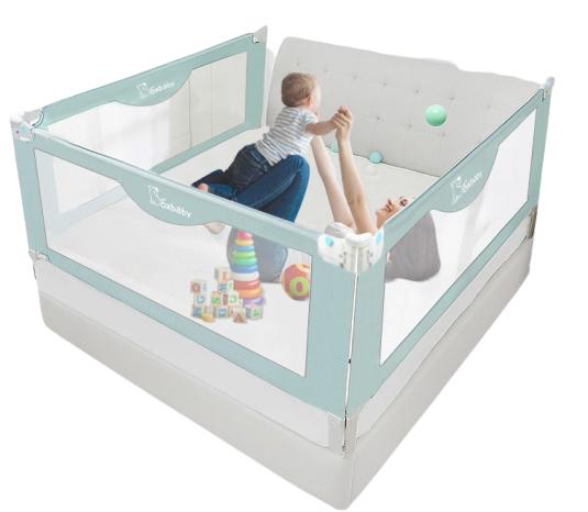 Boxbaby 儿童床护栏 2米(单面)