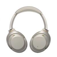 SONY 索尼 Sony索尼WH-1000XM3头戴式无线蓝牙降噪耳机全国有线主动