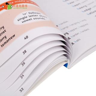 包邮点读版牛津树词典自然拼读 Oxford Phonics Spelling dictionary 3-6岁英语启蒙原版绘本