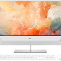 惠普(HP)星系列 高清一体机电脑27英寸(九代i7-9700T 16G 2T+256GSSD GTX1050 4G独显 三年上门)2K屏