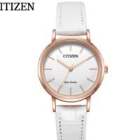 CITIZEN 西铁城 EM0577 女士时尚简约手表