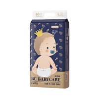 88VIP:babycare 皇室弱酸 婴儿纸尿裤 L 60片