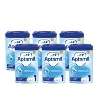 Aptamil 爱他美 Pronutra婴儿奶粉 1段 800g 6罐装
