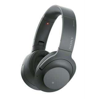 银联爆品日 : SONY 索尼 WH-H900N 头戴式蓝牙降噪耳机 开箱版