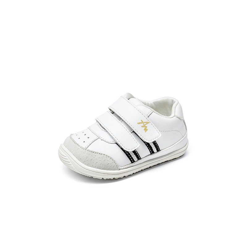 Amore?Materno 爱慕·玛蒂诺 婴儿学步鞋 白色 18