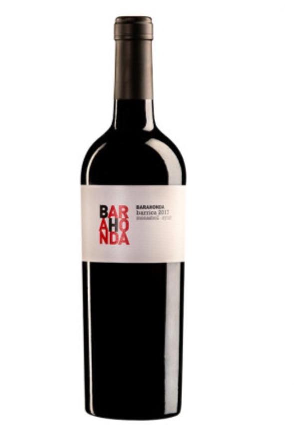 BARAHONDA 巴洛侯 西拉慕合怀特 干红葡萄酒 750ml*1瓶
