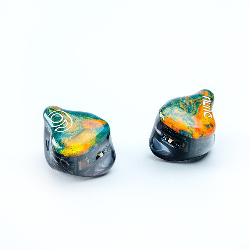 DUNU 达音科 Studio SA 6 六单元动铁入耳式hifi发烧耳机 星云