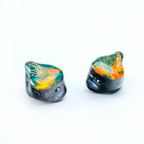 DUNU 达音科 Studio SA 6 入耳式挂耳式有线耳机 星云