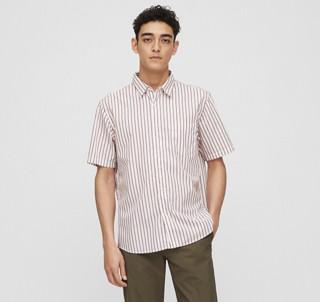 UNIQLO 优衣库 426932 男士长袖衬衫