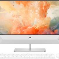 惠普(HP官网)星系列 高清一体机电脑27英寸(九代i5-9400T 8G 1T+256GSSD GMX230 2G独显 三年上门)2K屏 触摸屏