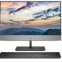 惠普(HP官网)战66 微边框商用一体机电脑23.8英寸(九代i3-9100T 8G 256GSSD R530 2G独显 WiFi蓝牙 四年上门)