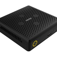 ZOTAC 索泰 ZBOX QCM7T3000 迷你工作站主机 i7-10750H